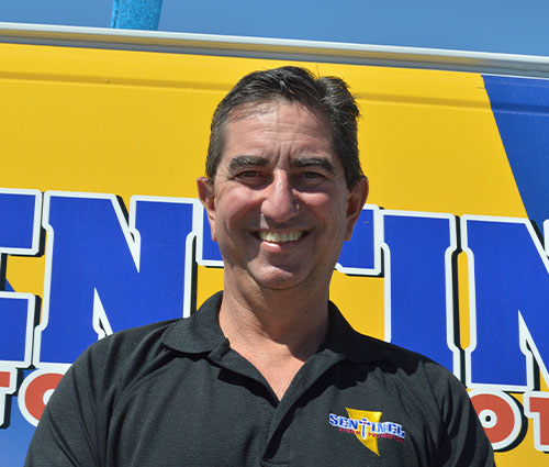 Mike Marczak - President and Owner | Sentinel Storm Protection - Roll Down Shutters & Roll Screens in Naples and Fort Myers, Florida