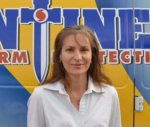 Stephanie Galli - Office Manager | Sentinel Storm Protection - Roll Down Shutters & Roll Screens in Naples and Fort Myers, Florida